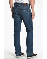 "Lucky Brand | Blue 121 Heritage Slim Jean - 30-34"" Inseam for Men | Lyst"