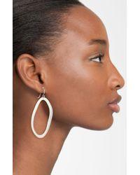 Ippolita   Metallic 'scultura' Large Wavy Earrings   Lyst