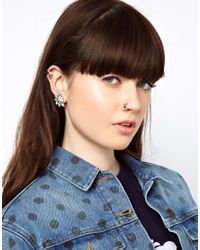 ASOS - Multicolor Earring and Nose Decoration Pack - Lyst