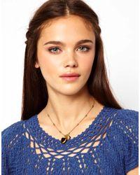 Sam Ubhi | Metallic Lucky Coin Charm Necklace | Lyst
