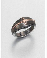 Stephen Webster | Metallic Highwayman Ring for Men | Lyst