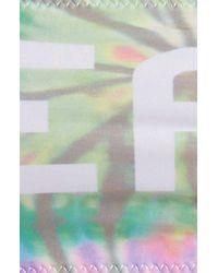 TOPSHOP | Multicolor Peace Rave Bikini | Lyst