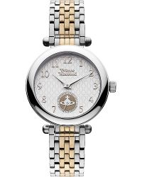 Vivienne Westwood - Metallic Vv051sltt Two-tone Stainless Steel Watch for Men - Lyst