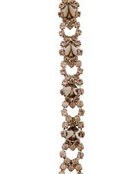 Joomi Lim - Metallic Spike & Crystal Bracelet - Lyst