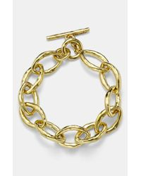 Ippolita | Metallic 'glamazon' 18k Gold Link Bracelet | Lyst