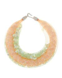 Peppercotton - Multicolor Krystal Kreme Donut Bracelet - Lyst