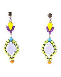 Tom Binns | Multicolor Multicolred Earrings  | Lyst