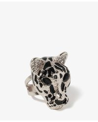 Forever 21 | Metallic Lacquered Jaguar Ring | Lyst