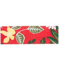 Vans - Red Chino Belt for Men - Lyst