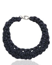 Alienina - Blue Synthesis Collection Necklace - Lyst