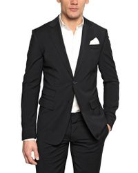 DSquared² | Black Cool Wool Milano Suit for Men | Lyst