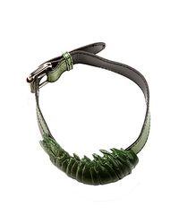 Os Accessories - Green The Whalesucker Choker - Lyst