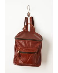 Anthropologie | Brown Cupric Backpack | Lyst