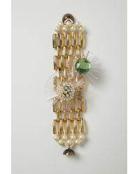 Tataborello - Metallic Rivello Link Bracelet - Lyst