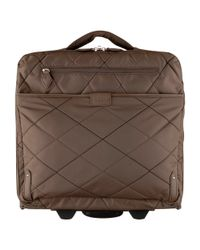 Radley - Brown Ivy 2wheel 17 Laptop Quilted Work Bag - Lyst