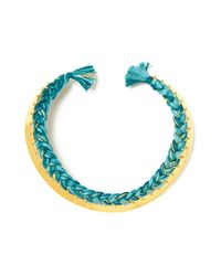 Aurelie Bidermann | Blue 'copacabana' Necklace | Lyst