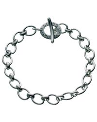 Links of London | Metallic Charm Bracelet | Lyst