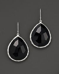 Ippolita - Rock Candy® Teardrop Earrings In Black Onyx - Lyst