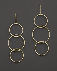 Lana Jewelry - Metallic Delano 14k Yellow Gold Earrings - Lyst