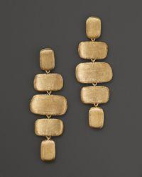 Marco Bicego | Yellow 18k Gold Murano Earrings | Lyst