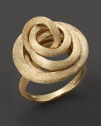 Marco Bicego - Yellow Jaipur Link Ring - Lyst
