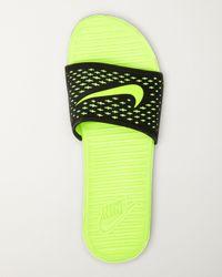 Nike - Green Celso Motion Slide Flip Flops for Men - Lyst