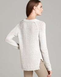 Rag & Bone - White Sweater Candace - Lyst