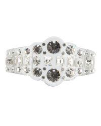 Dior - Multicolor Glam Crystal Cuff - Lyst