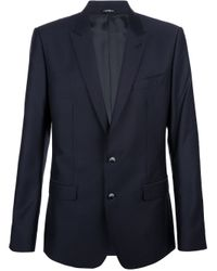 Dolce & Gabbana | Blue Martini Suit for Men | Lyst