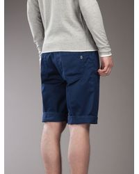 Dondup | Blue Holly Shorts for Men | Lyst