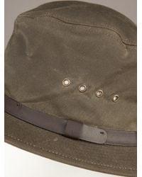 Filson | Natural Bucket Hat for Men | Lyst