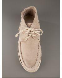 Florsheim - Natural Midtop Shoes for Men - Lyst