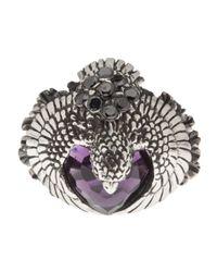 KD2024 | Metallic Pay Parrot Ring | Lyst