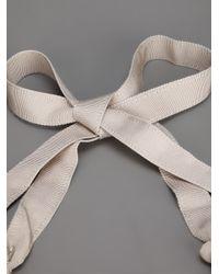 Lanvin - Natural Long Necklace - Lyst