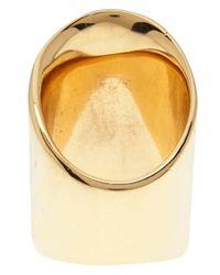Maiyet - Metallic Organic Ring - Lyst