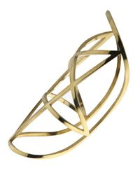 Pamela Love | Metallic Pentagram Cuff | Lyst