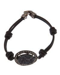 Rask Jewelry - Black Bracelet - Lyst