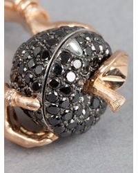 Stephen Webster | Pink Small Poison Apple Ring | Lyst