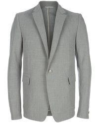 Carol Christian Poell | Gray Wool Blazer for Men | Lyst