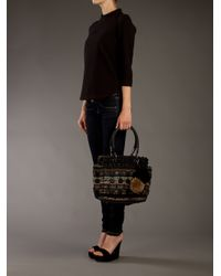 Jamin Puech | Brown Woven Tote | Lyst