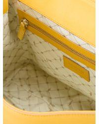 Trussardi | Natural Mini Tuc Classic | Lyst