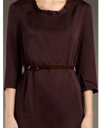 Acne Studios - Red Rosewood Dress - Lyst