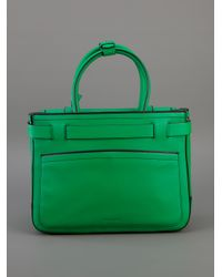 Reed Krakoff | Green Leather Bag | Lyst