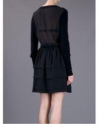 Sachin & Babi | Black Bette Dress | Lyst