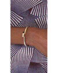 A.L.C. - Metallic Elson Bracelet - Lyst