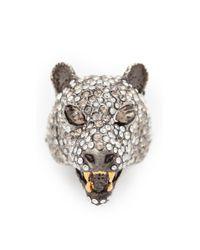 Alexis Bittar | Multicolor Jaguar Ring | Lyst