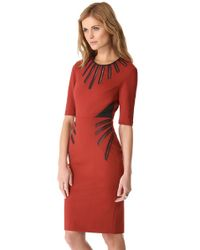 Catherine Deane - Red Phoenix Dress - Lyst