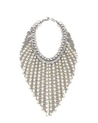 DANNIJO - Multicolor Glynn Necklace - Lyst
