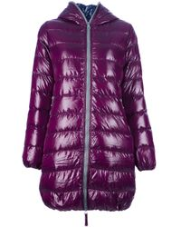 Duvetica | Purple Acanto Down Jacket | Lyst