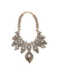 Erickson Beamon - Metallic Hello Sweetie Necklace - Lyst